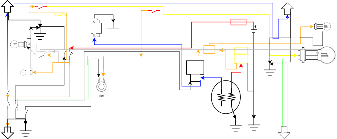 Wiring Diagram For Lifan 190fdb - Residential Electrical Symbols •